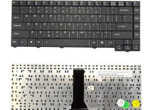 Replacement Laptop Keyboard V012462BS For Asus F3 F2 F2F F2Hf F2J Z53 Z53J Z53Jc Z53M Z53S Z53T