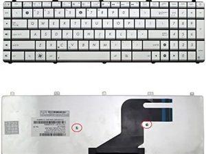 Replacement Laptop Keyboard AENJ5U01010 For Asus N55 N57 N55S N55SF N55SL N75 N55SF-RH71