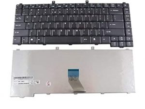 Replacement Laptop Keyboard 90.4C507.C1D For Acer Aspire 1400 1410 1600 1640 3000 3020 3500 3610 5050