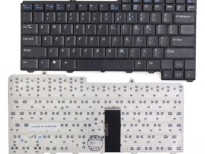 Replacement Laptop Keyboard NC929 For Dell Inspiron 630m 1501 1505 Latitude131L Precision M90 Vostro V1000