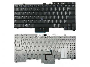Replacement Laptop Keyboard NSK-DBA01 For Dell Latitude E5300 E5400 E5500 E5410 E6400 E6500