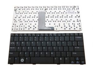 Replacement Laptop Keyboard V101102AS1 For Dell Inspiron mini 10 10v 1010 1011 C1414P F240M T666N J023M