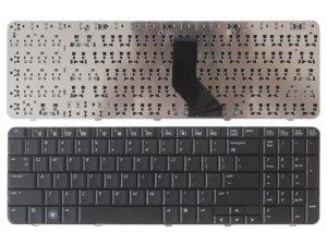 Replacement Laptop Keyboard 454954-001 For HP Compaq Presario C700 C727 C726 C750T C760T C729 C730