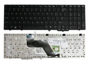 Replacement Laptop Keyboard 595790-001 For HP EliteBook 8540 8540P 8540W