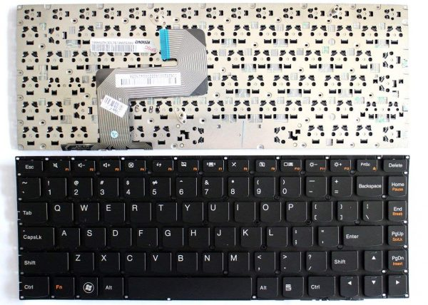 Replacement Laptop Keyboard 40.4PJ24.XXX For Lenovo IdeaPad U400 U400S U400C