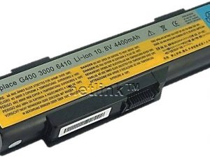 Replacement ASM BAHL00L6S Laptop Battery for Lenovo 3000 G400 G410 C510 Series