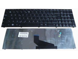 Replacement Laptop Keyboard for Asus A53U K53 K53B K53E K53T K73BY K73T K73Z X53 X54C X54X X73B Series