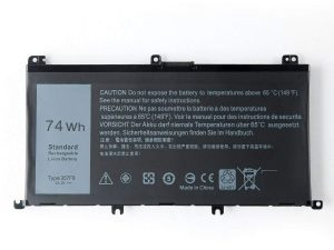 Replacement 71JF4 Laptop Battery for Dell Inspiron 15-7000 15-7559 7566 7567 7557 series
