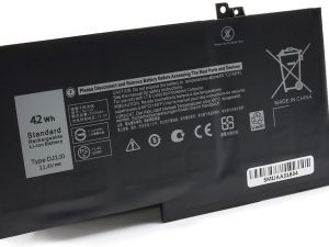 Replacement DJ1J0 Laptop Battery For DELL Latitude 12 7000 7480 7280 E7290m E7390 E7490 Series