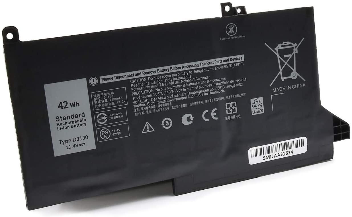 Laptop Battery For DELL Latitude 12 7000 7480 7280 E7290m ...