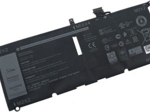 Replacement DXGH8 Laptop Battery for Dell XPS 13 9370, Dell XPS 13 9380 Series