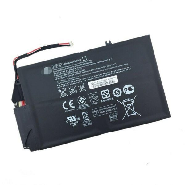 Replacement EL04XL Battery For HP Envy TouchSmart 4-1228TX 4-1041TX 4T-1000 4-1101SA series