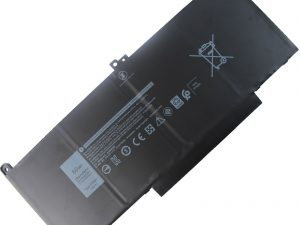 Replacement F3YGT Laptop Battery for Dell Latitude 7280 7290 7380 7480 E7480 N001L7480-D2506CN series
