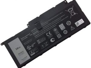 Replacement F7HVR Laptop Battery for Dell Inspiron 17 (7737) 15 (7537) 17 (7746) Series