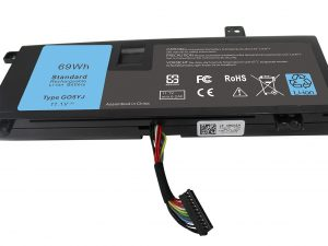 Replacement G05YJ Laptop Battery For Dell Alienware 14D-1528 M14X R3 A14 Series
