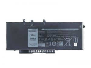 Replacement GJKNX Laptop Battery for Dell Latitude 5480 5490 5580 5590