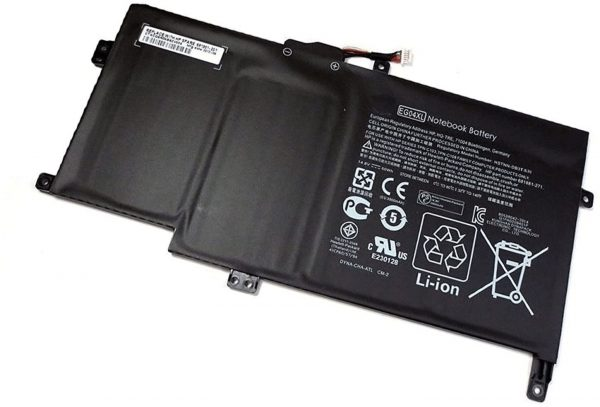 Replacement HSTNN-IB3T Battery for HP Envy 6 6-1000 Series Sleekbook 6 6-1000SG Series