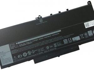 Replacement J60J5 MC34Y 242WD GG4FM 55Wh battery for Dell Latitude E7270 E7470