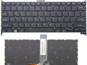 Replacement Laptop Keyboard 60.L67N5.004 for Acer Aspire Switch SW5-111 SW5-171 SW5-171P SW5-173