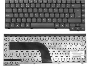 Replacement Laptop Keyboard 04GNF01KSP12 for Asus A9 A9T X51 X51C X58L Z94 Z94L Z9T Z9400G