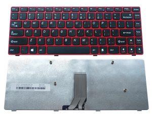 Replacement Laptop Keyboard 9Z.N5TSW.A01 for Lenovo IdeaPad V370 V370A V370G V370GT