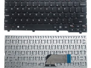 Replacement Laptop Keyboard 5CB0K48394 for Lenovo Ideapad 100S 100S-11IBY