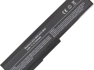Replacement A32-M50 Laptop Battery for Asus G50 G51 M50 M60 N43 N53 N61 X55 X57 X64 VX5 Series
