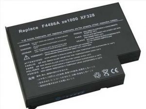 Replacement F4486 Laptop Battery for HP Pavilion ZE1000 Aspire 1300 Gateway 1400 Fujitsu Amilo M6300 series
