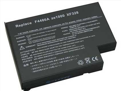 Replacement F4486 Laptop Battery for HP Pavilion ZE1000 Aspire 1300 Gateway 1400 Fujitsu Amilo M6300 series