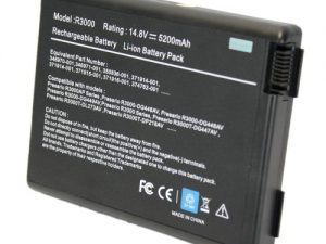 Replacement HSTNN-DB02 Laptop Battery for HP Compaq NX9110 Pavilion ZV5000 Presario R3000 series