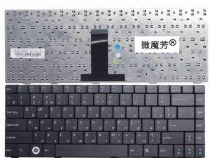 Replacement Laptop Keyboard 9J.N8182.701 for Asus F80 F82Q f80CR F80C F83CR X85 X85S X88S X82 X82S