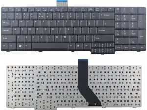Replacement Laptop Keyboard 9J.N8782.Q1D for Acer Aspire 7230 7530 7530G 7730 7730G 8920
