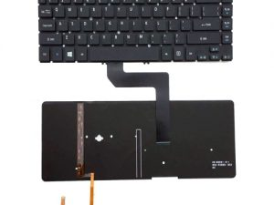 Replacement Laptop Keyboard for Acer Aspire M5-481T, M5-481TG, M5-481PT, M5-481PTG. TravelMate X483