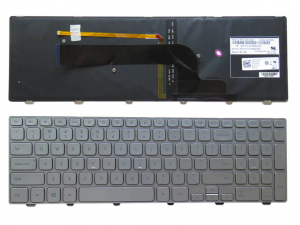 Replacement Laptop Keyboard P36F for Dell Inspiron 15-7000 15-7537