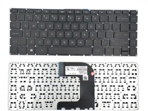 Replacement Laptop Keyboard for HP 14-ac Series 340 G3 346 G3 348 G3 246-G4 240-G4