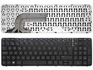 eplacement Laptop Keyboard 752928-001 for HP 350G1 350G2 355G2