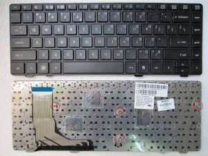 Replacement Laptop Keyboard 639477-001 for HP ProBook 6360 6360B