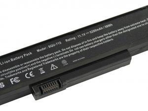 Replacement SQU-715 Laptop Battery for Gateway T T-6308c Gateway M Series M-1400 M-1408J M-1410J series