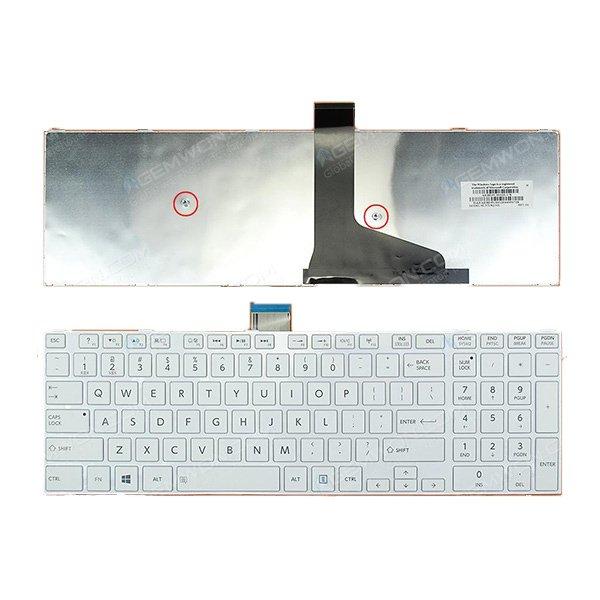 Replacement Laptop Keyboard 9Z.N7T02.011 for Toshiba Satellite L50-A L50D-A L50T-A L50-A10Q