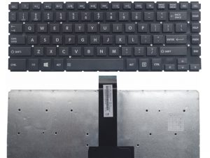 Replacement Laptop Keyboard NSK-V72SU for Toshiba Satellite 14 E45W L40-B L40D-B L40DT-B L40T-B L45-B