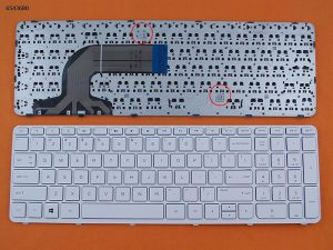 Replacement Laptop Keyboard 708168-001 For HP 250 G3 250 G2 255 G3 15-A 15-E 15-F 15-G 15-R 15-S