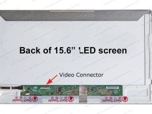 15.6 LED Standard 30 Pin B156XTN01.1 replacement laptop screen