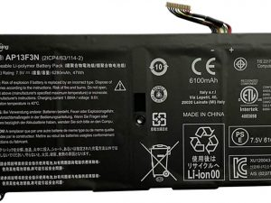 Replacement AP13F3N Laptop Battery for Acer Aspire S7-391-6822 S7-392 S7-393 Ultrabook Series Notebook