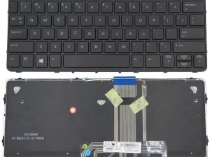 Replacement 6037B0097803 Laptop Keyboard for HP Pro X2 612 G1