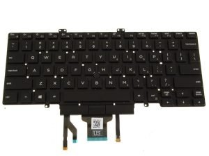 Replacement Laptop Keyboard 03J9FC for Dell Latitude 5400 5411 5401 5410 7400