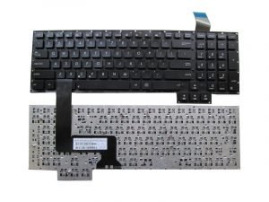 Replacement Laptop Keyboard 0KNB0-E600US00 for Asus G750J G750JS G750JW-DB71