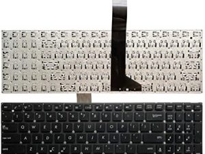 Replacement Laptop Keyboard for Asus X550J X550JD X550Z X550ZA X550ZE X550JK