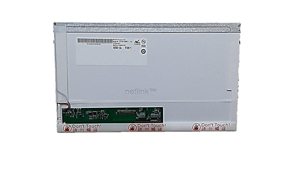 10.1 LED Standard 40 Pin Socket B101AW03 V.0 Laptop Screen
