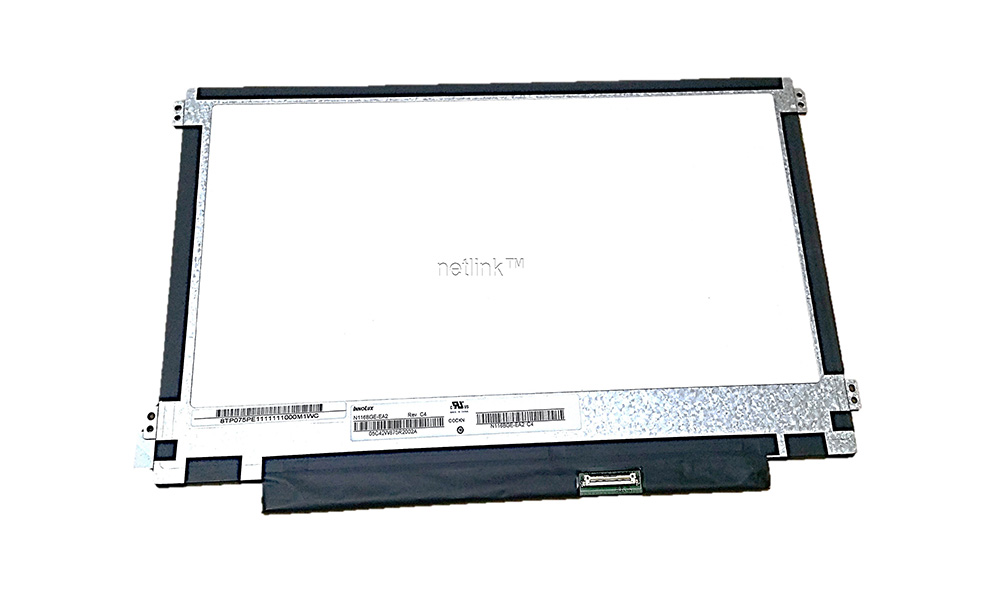11.6 Slim LED 30 Pin Side Hooks N116BGE EA2 Replacement Laptop Screen