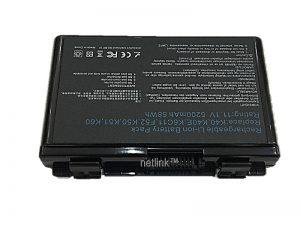 Replacement Laptop Battery for Asus F82 K40 K40lJ K7010-A1 P50 PR08DX5D series